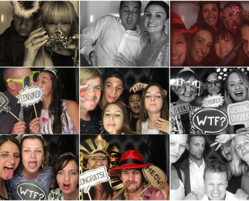 Party Photo Booth Hire Sydney
