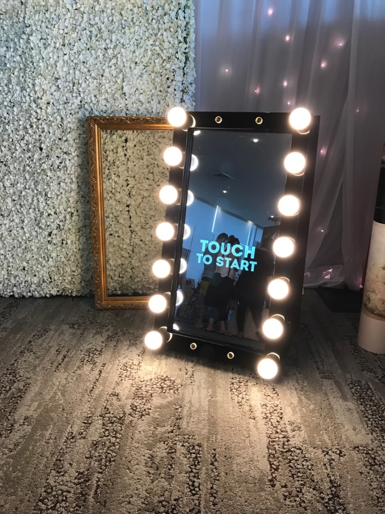 Mirror Booth Mirror Photo Booth Hire Sydney